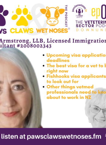 Vet Immigration matters - Licensed Immigration Consultant Katy Armstrong